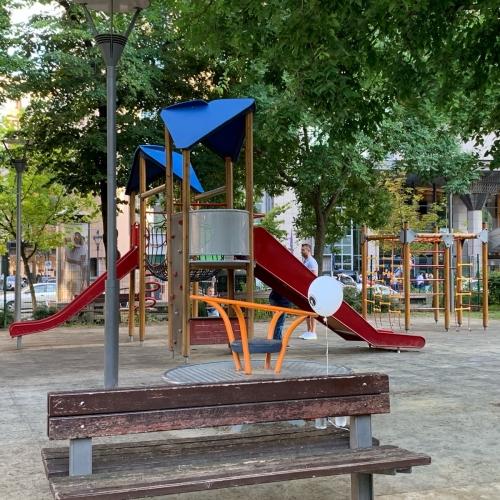 Bild 2: Erzsébet tér