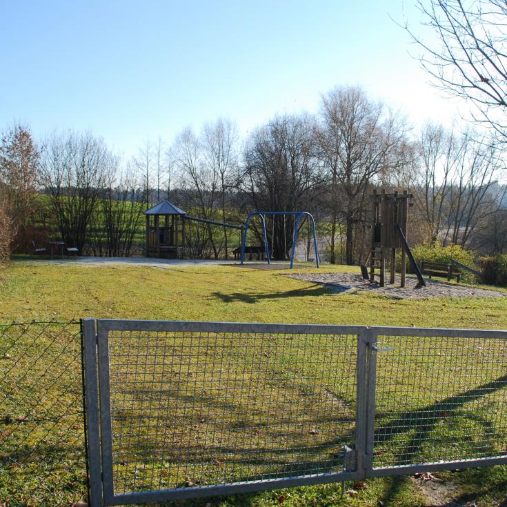 Bild 1: Spielplatz Falterer Berg