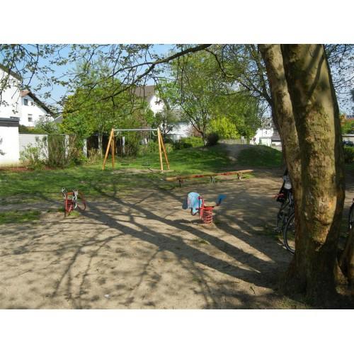 Bild 1: Fliederweg/Holunderweg