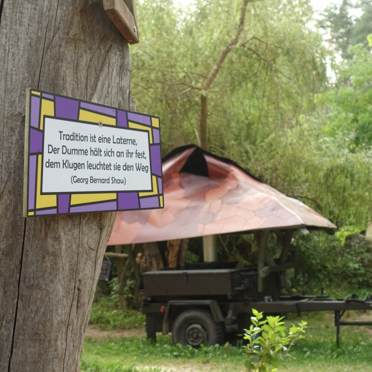 Bild 1: Freizeitpark Kulturinsel Einsiedel