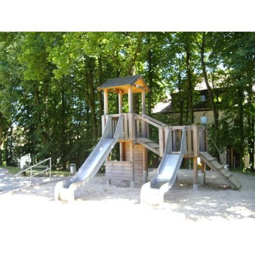 Bild 1: Friedensberg Spielplatz