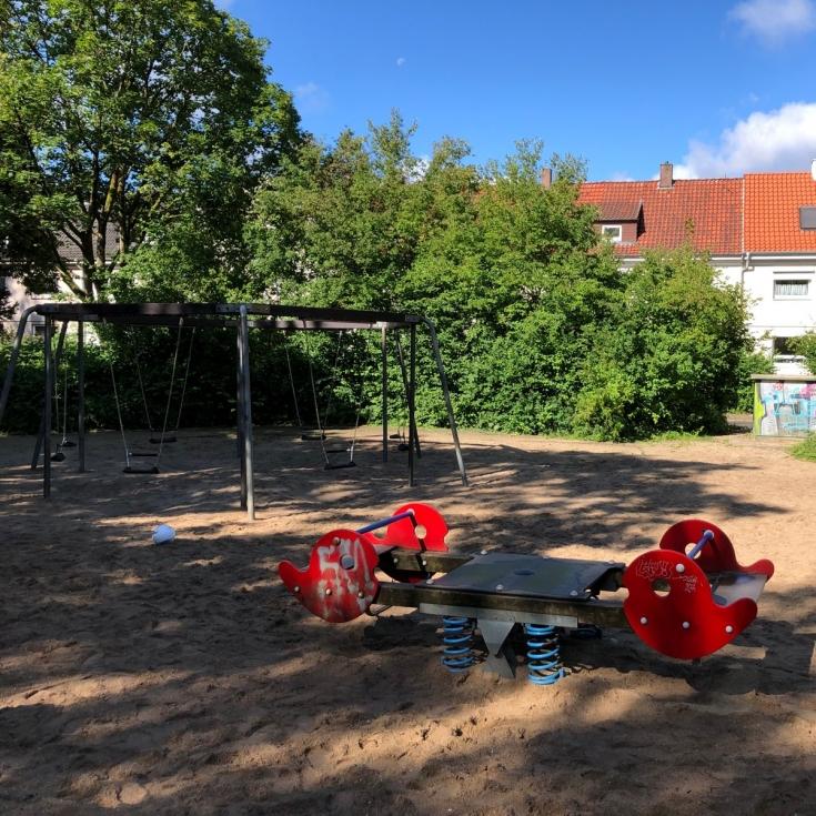 Bild 1: Friedrich-August-Platz