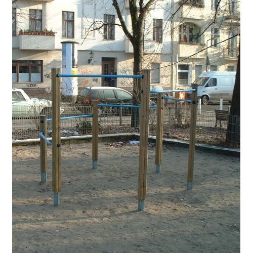 Bild 5: Gasometer-Spielplatz