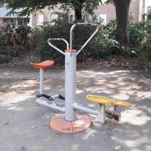 Bild 3: Generationenspielfläche Ehrenpark