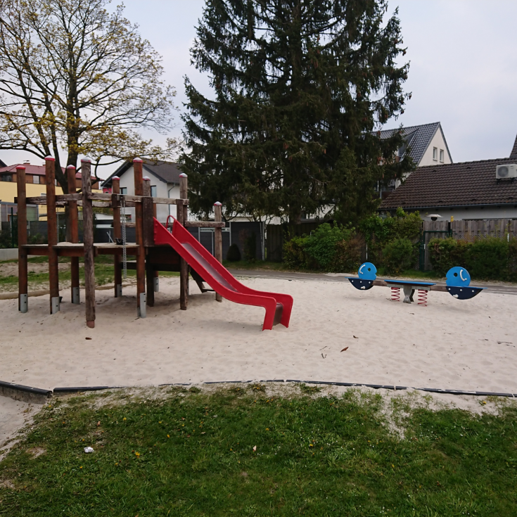 Bild 1: Georgstraße