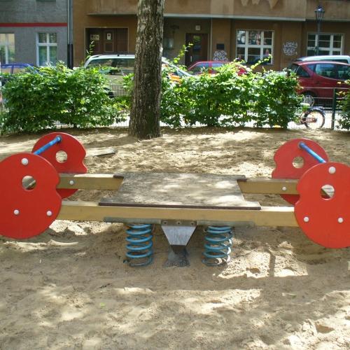 Bild 3: Gierkeplatz