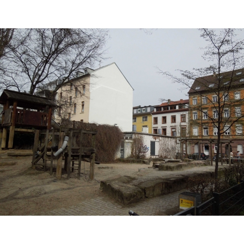 Bild 2: Mondstraße / Goethestraße