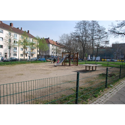 Bild 1: Gremberger Straße / Odenwaldstraße