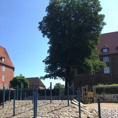 Bild 1: Großer Bauhof