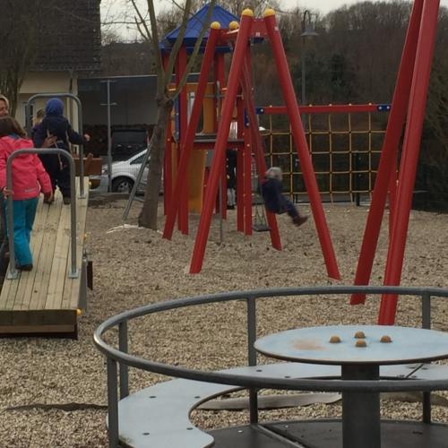 Bild 1: Spielplatz Großer Garten