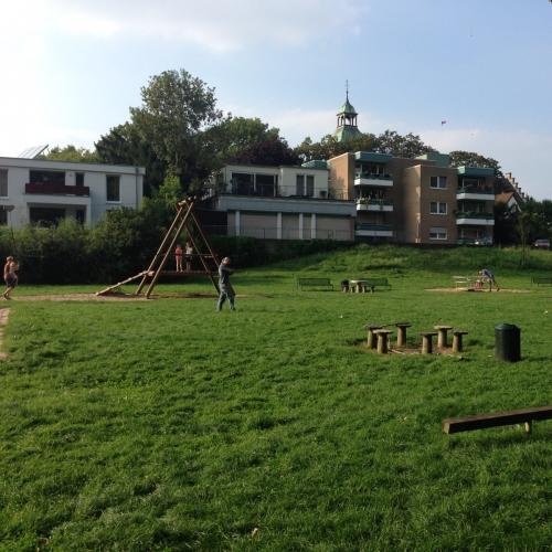 Spielplatz Am Rhein