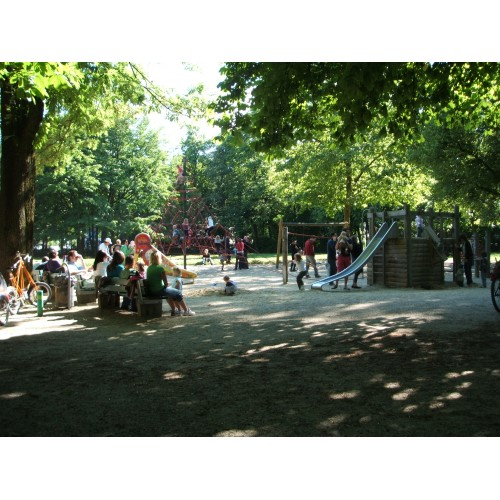 Bild 1: Grünwaldpark München