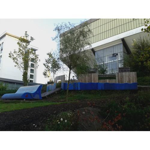 Bild 1: Gruga - Piratenspielplatz