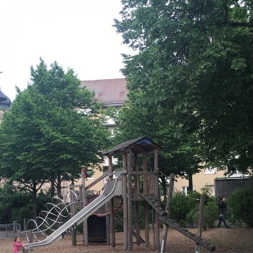 Bild 2: Hans-Lohnert-Spielplatz
