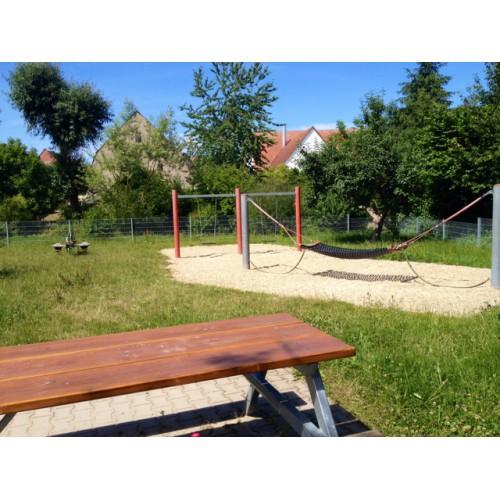 Bild 2: Haundorfer Spielplatz