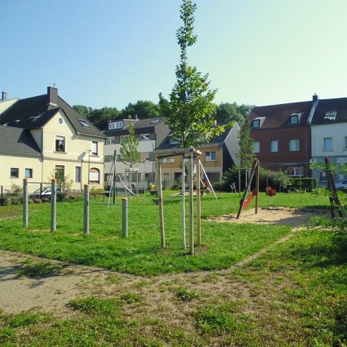 Bild 1: Heidebroichstraße