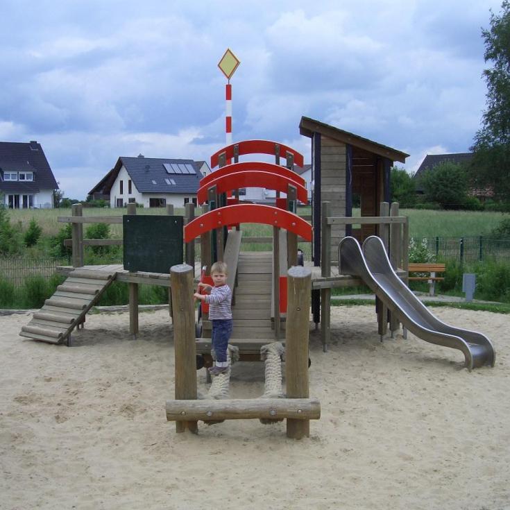 Bild 2: Heidelbeerweg