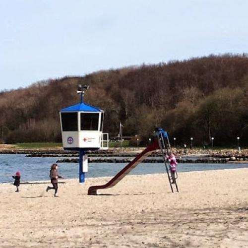 Bild 1: Heikendorfer Strand