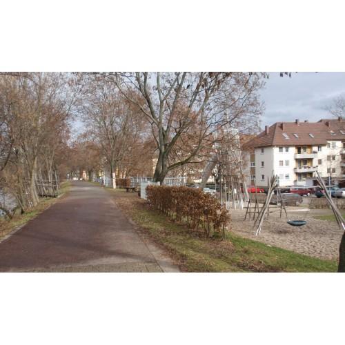 Bild 1: Hofener Straße