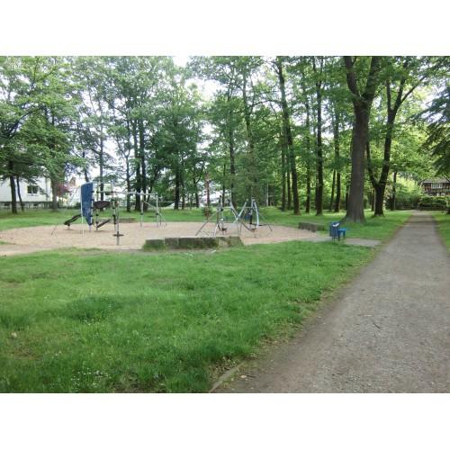 Bild 1: Hohnhorst-Park