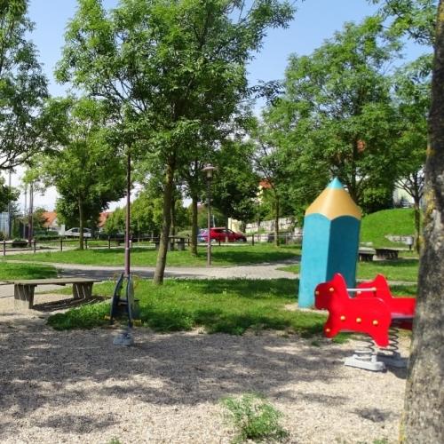 Bild 1: Huberniusplatz
