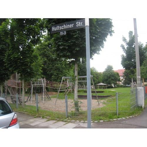Bild 5: Hultschiner / Tarnowitzer Str.