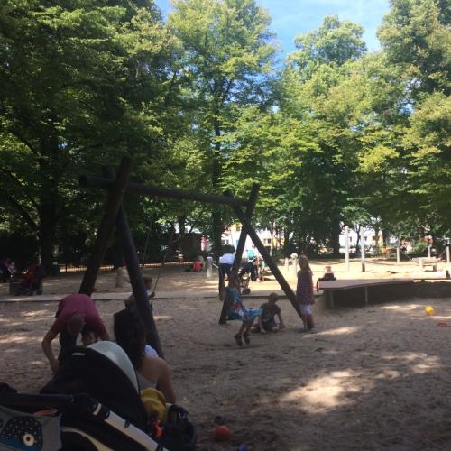 Bild 3: Humannplatz