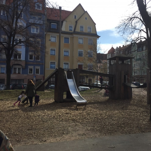 Bild 2: Humboldtspielplatz