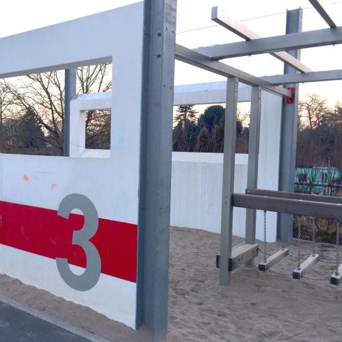 Bild 3: ICE Spielplatz Bahnstadt-Promenade