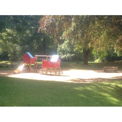 Bild 3: Im Park