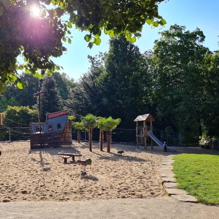 Bild 1: Im Rombergpark