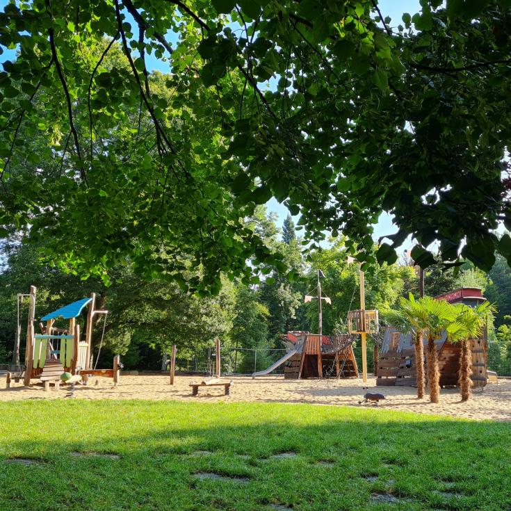 Bild 2: Im Rombergpark