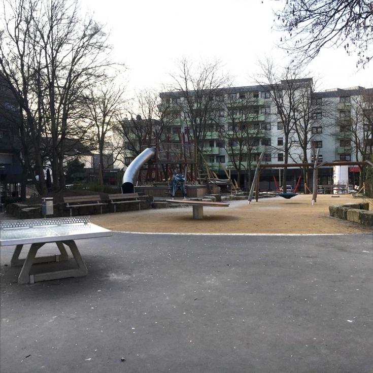 Bild 2: Kaiser-Friedrich-Platz