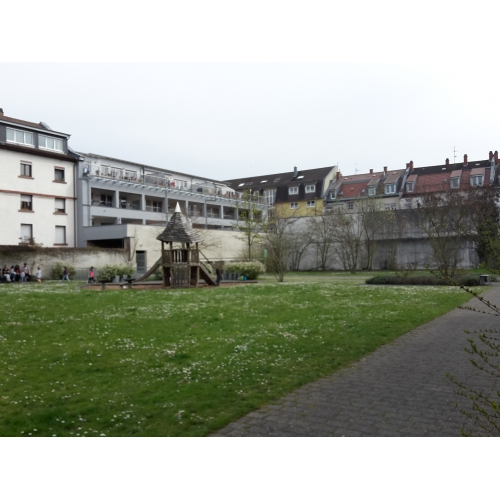 Bild 1: Kaiserallee / Goethestraße