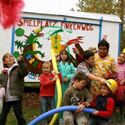 Bild 3: Kinder- und Jugendtreff Spielplatz Finkenweg