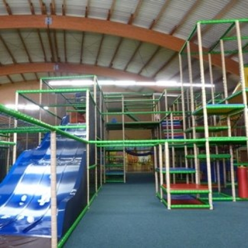 Bild 6: Indoorspielplatz Kids Country Essen