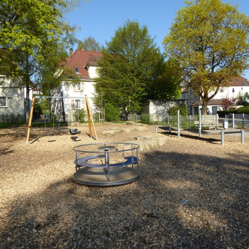 Bild 1: Kinderspielplatz Im Jockele