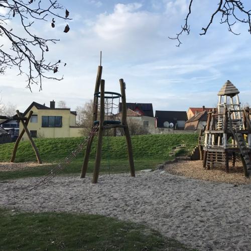 Bild 1: Spielplatz Tannenstraße