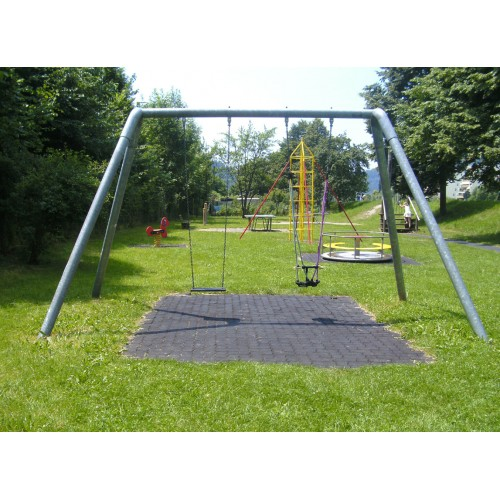 Bild 5: Kinzigdamm Spielplatz