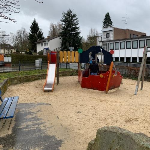 Bild 1: Kirchbergstraße