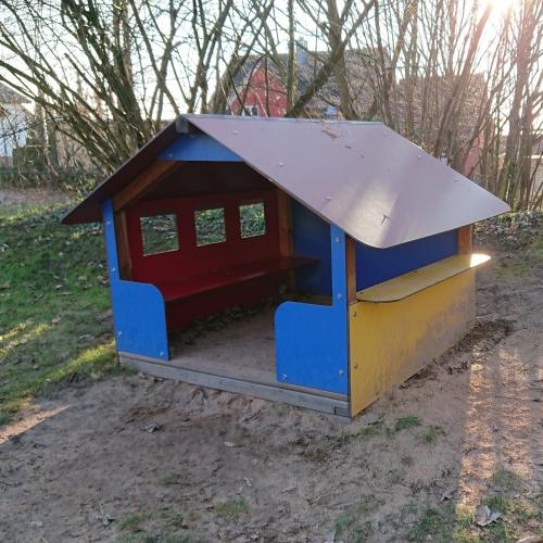 Bild 3: Kirschgarten