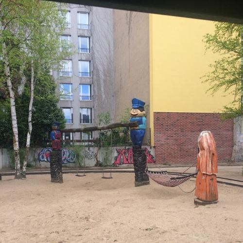 Spielplatz Klein Lummerland In Berlin