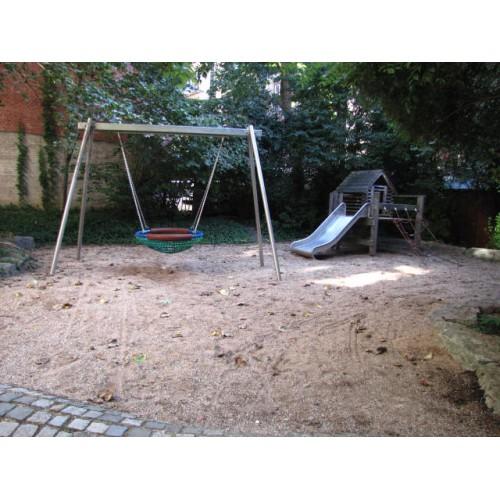 Bild 1: Kleinkindspielplatz Lehenstraße