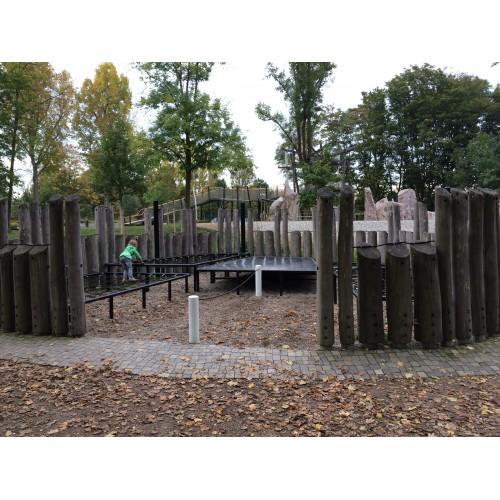 Bild 16: Kletterspielplatz Fort Bleidenberg