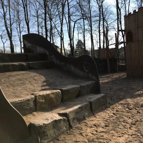 Bild 3: Drachenspielplatz