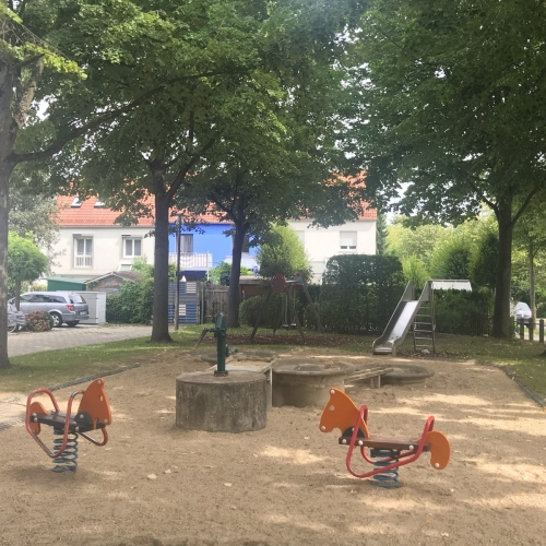 Bild 1: Konrad-Adenauer-Allee