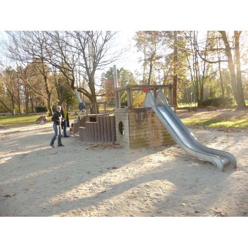 Bild 2: Kurpark