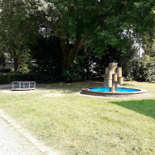 Bild 1: Kurpark