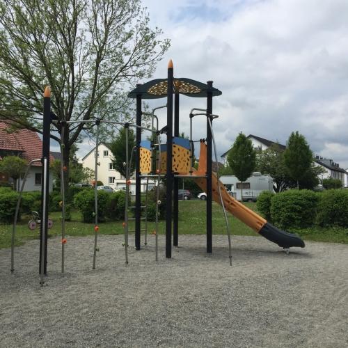Bild 1: Lärchenweg