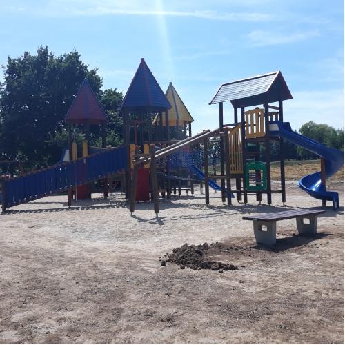 Bild 2: Spielplatz Lahnanlagen 3.04